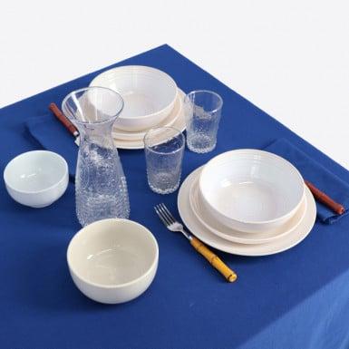 Tablecloth - Basic Cobalto