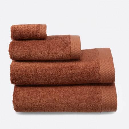 Towel - Basic LM Terracota