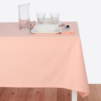 Tablecloth - Basic Nude