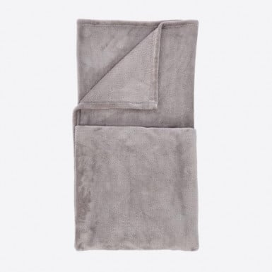 Plaid - Basic gris