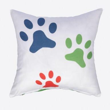 Cushion cover - Huellas