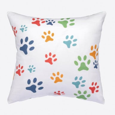 Cushion cover - Huellas