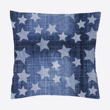 Cushion Cover - Denim