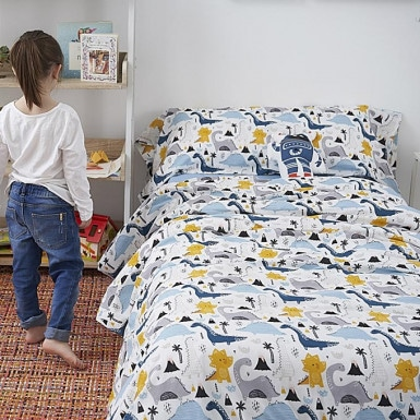 Sheet Set 3 pieces - Dino