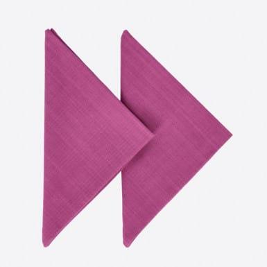 Set 2 napkins - Higos