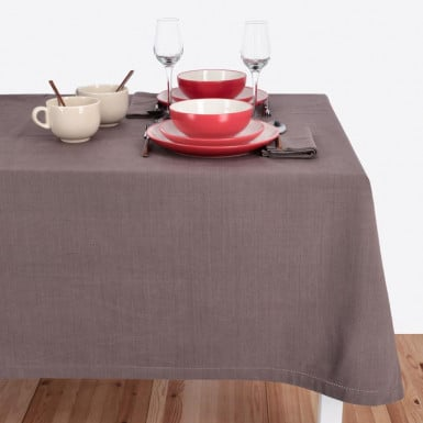 Cotton Tablecloth - Basic cafe