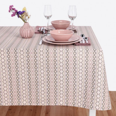 Cotton Tablecloth - Cenefa