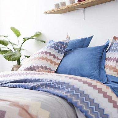 Cotton Sheet Set 2 pcs -...