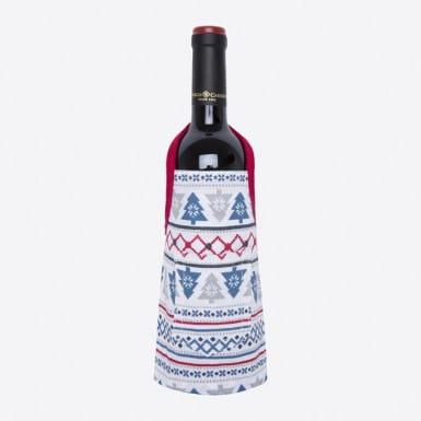 Bottle apron - Arboles
