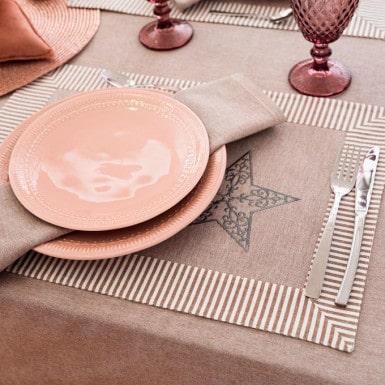 Place mat - Winter