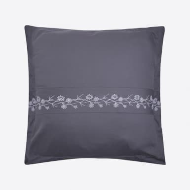Percale Cotton Cushion...