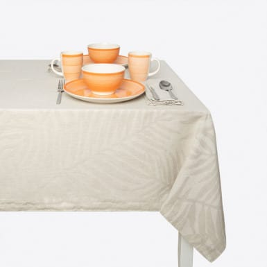Jacquard Tablecloth -...