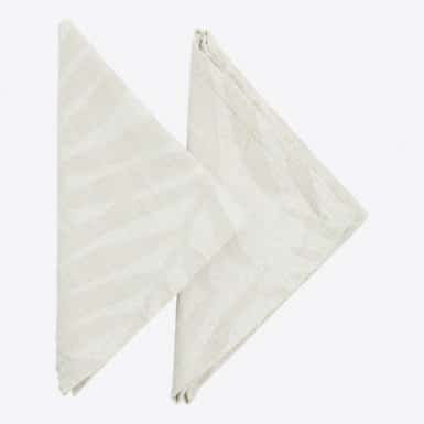 Linen Set 2 napkins -...