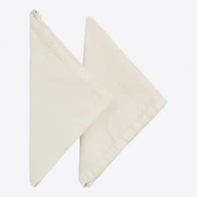 Linen Set 2 napkins - Stone...