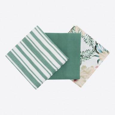 Cotton Kitchen towel set 3...