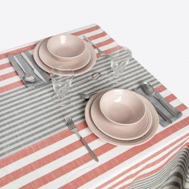 Cotton Tablecloth - Caribe