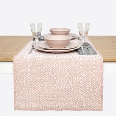 Camí de taula - Basic coral