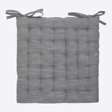 Chair Cushion - Gris chambray