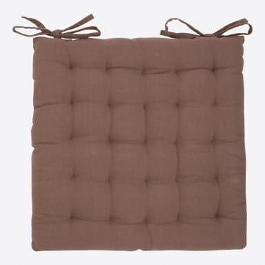 Chair Cushion - Basic marron