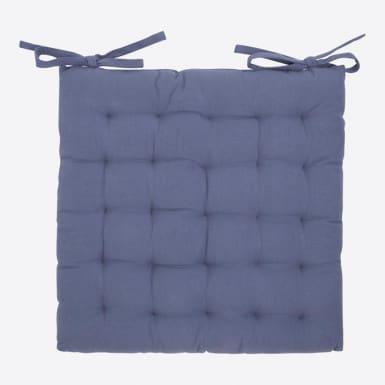 Coixí cadira - Basic azul
