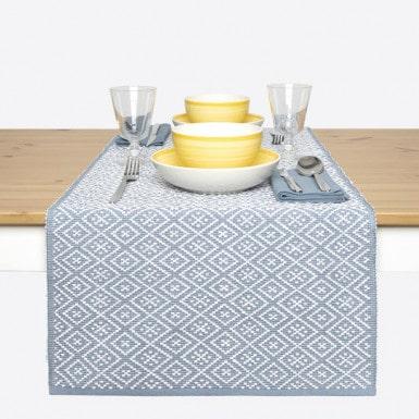 Camí de taula - Basic azulon