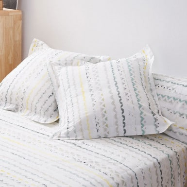 Cotton Sheet Set 2 pcs - Argos