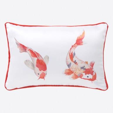 Cushion cover - Koi2