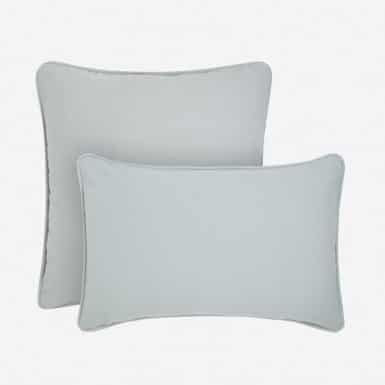 Funda de coixí - Basics gris
