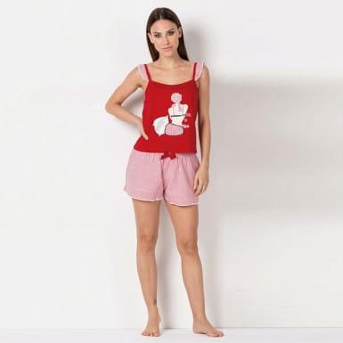 Pijama 2 peces - Vongola