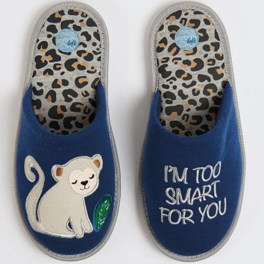 Slippers - Leopardo
