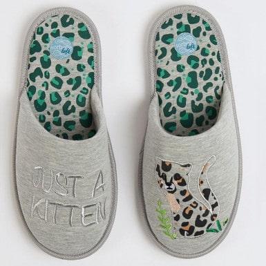 Slippers - Leopardo