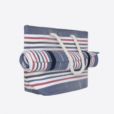 Bag with beach mat - Capri