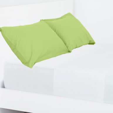 Pillow Cover - Basic verde