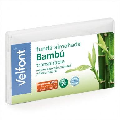 Fundas de Almohada - Bambú