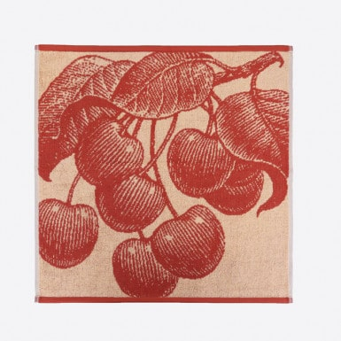 Jacquard kitchen towel -...