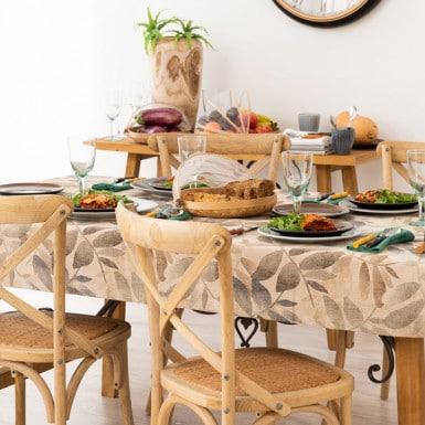 Teflon Tablecloth - Camila
