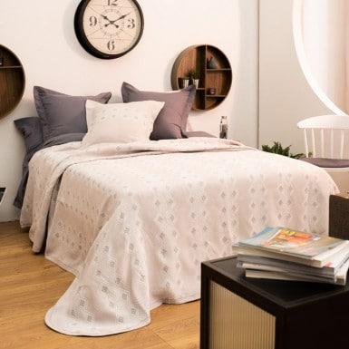 Pique Bedspread - Agora