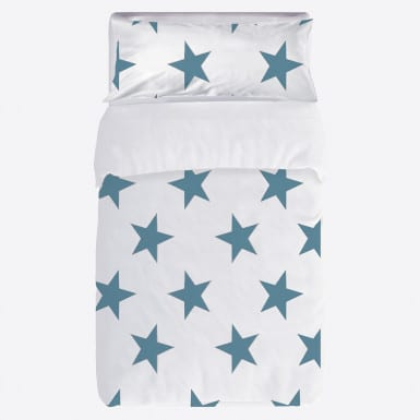 Duvet cover set 2pcs - Star