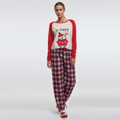 Pajama set - Sleigh
