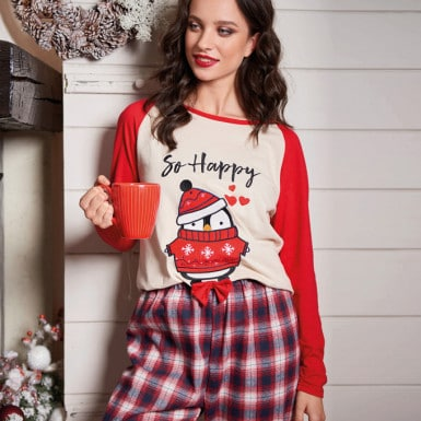 Pijama 2 piezas - Sleigh