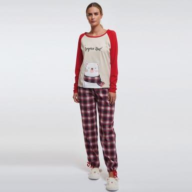Pajama 2 pieces - Sleigh