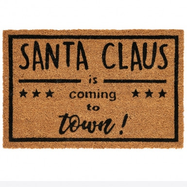 Door mat - Santa Claus