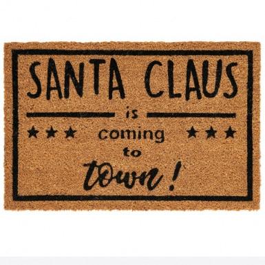 Felpudo - Santa Claus