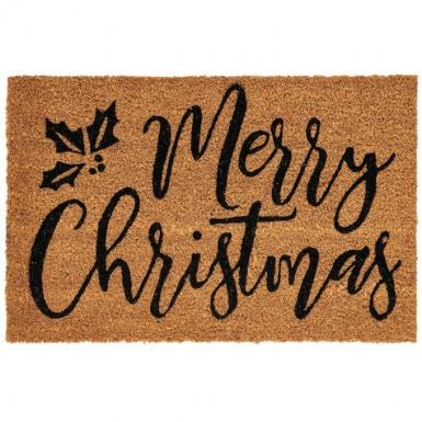 Felpudo - Merry Christmas