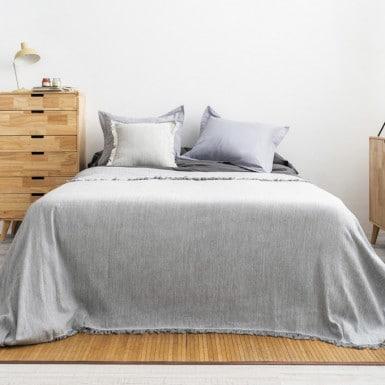 Bedspread - Flecos perla