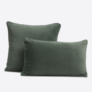 Cushion cover - Basic Verde