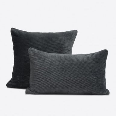 Cushion cover - Basic Gris...