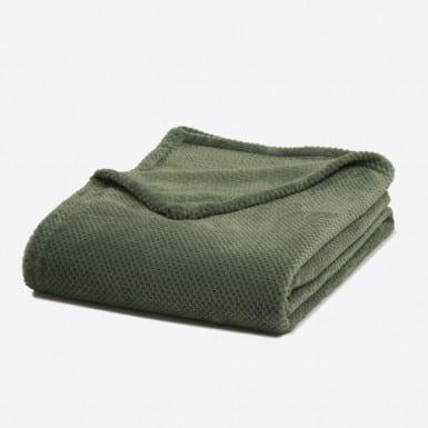 Manta Sofá - Basic Verde
