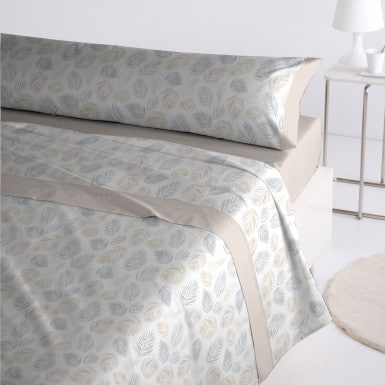 Flannel Sheet Set - Yuki