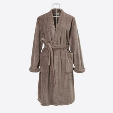 Housecoat - Basic Capuccino